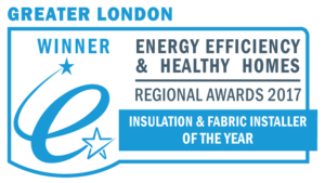 cavity wall insulation award winner