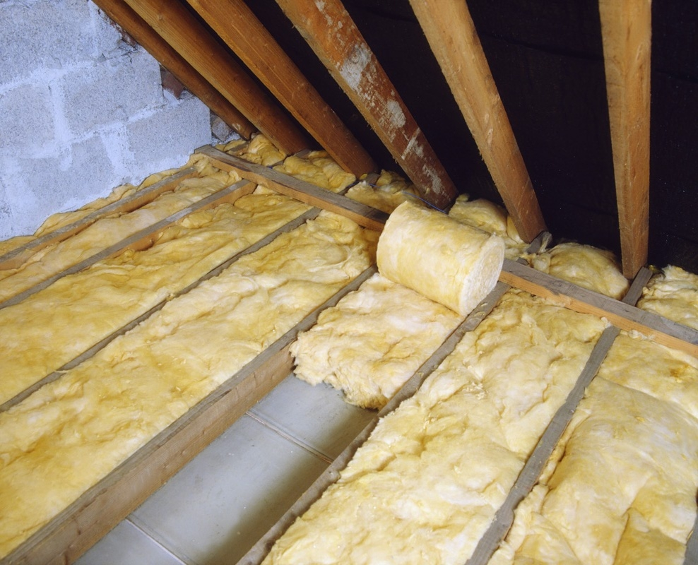 free loft insulation - grants available
